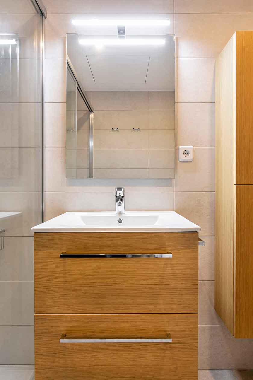Reforma de baño integral en el Eixample Esquerre