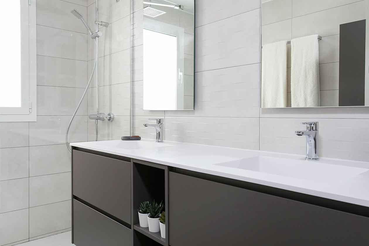 Reforma baño integral en Sants-Montjuïc