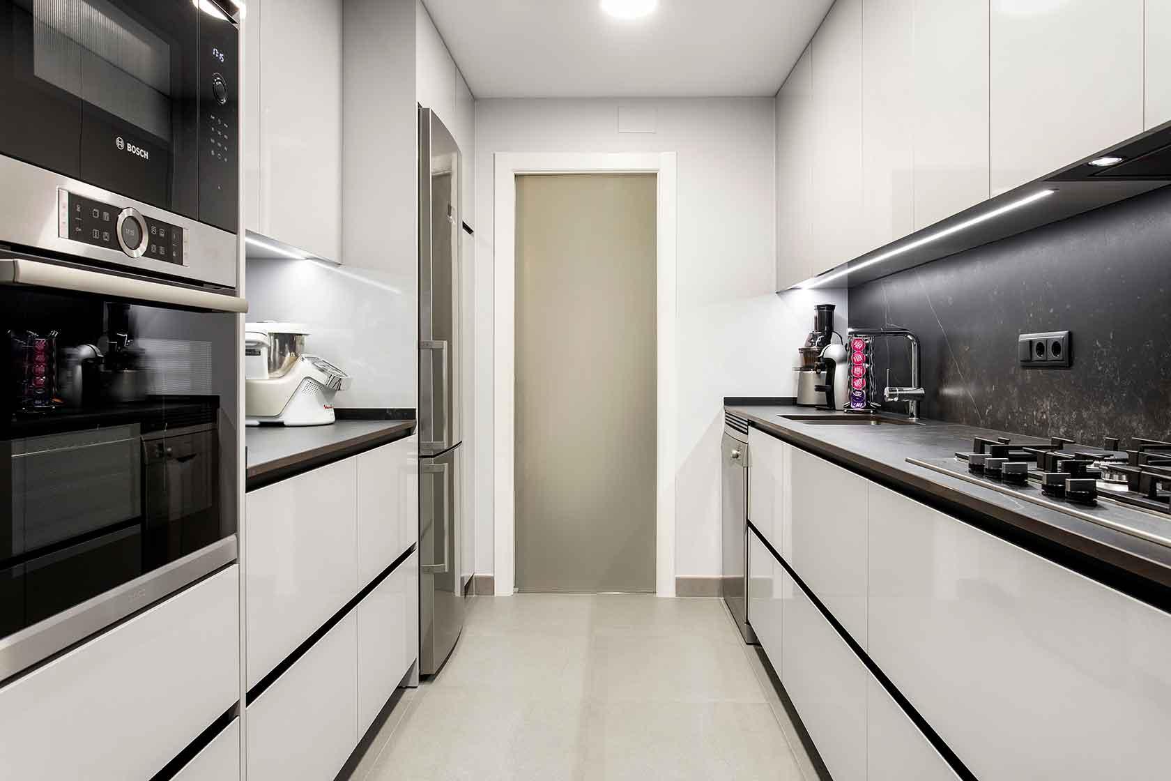 Reforma de cocina integral en Sants-Montjuïc