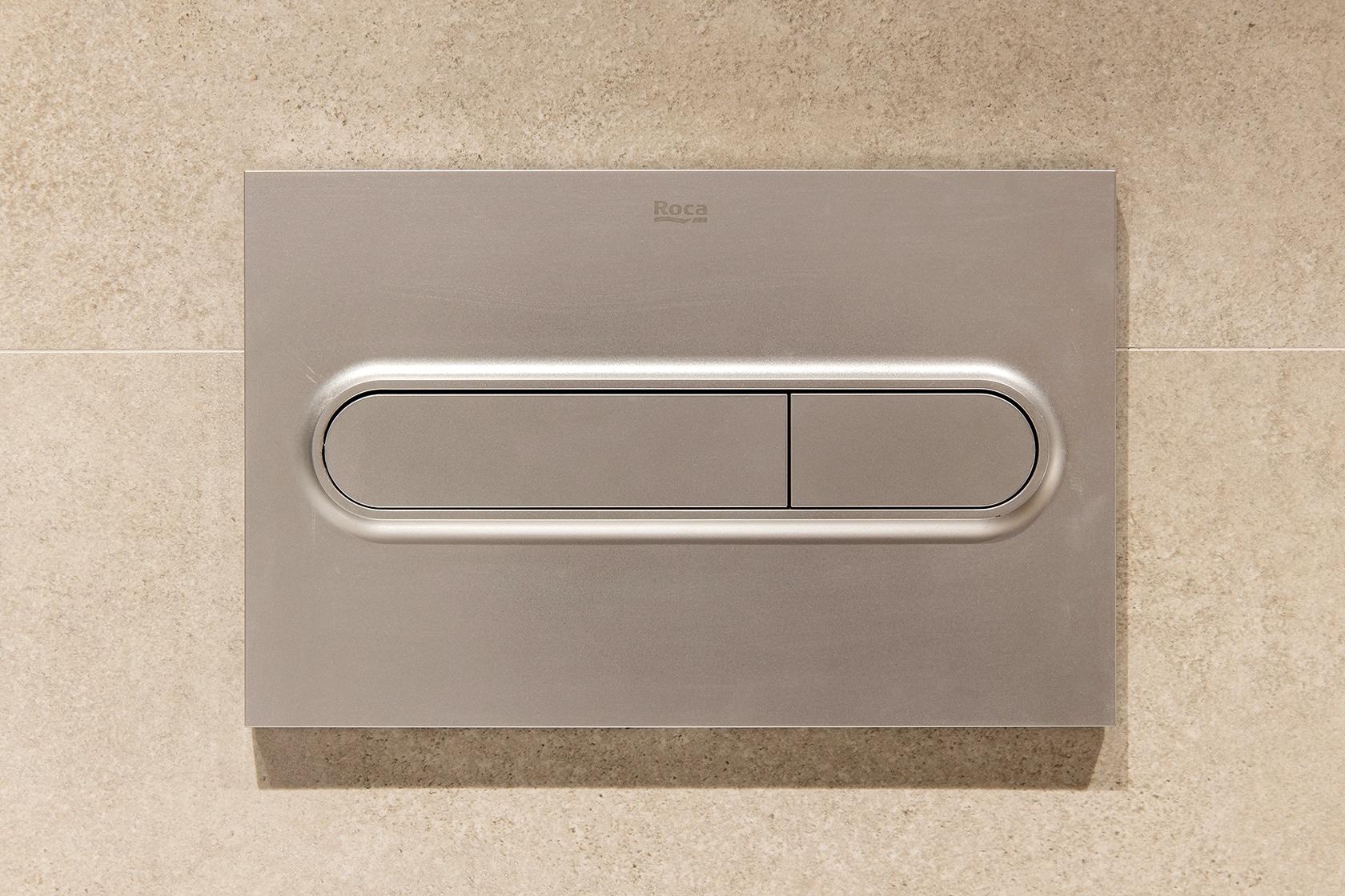 Detalle cadena del baño