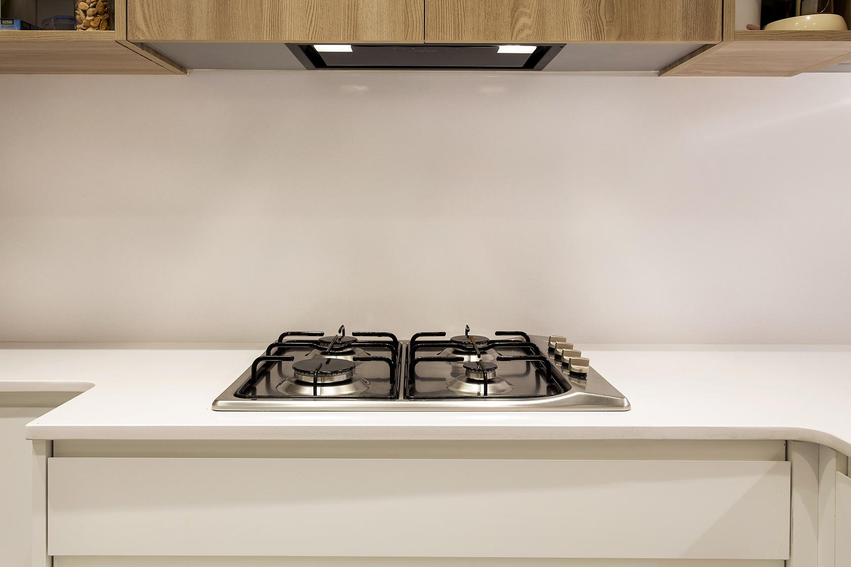 Detalle de la cocina
