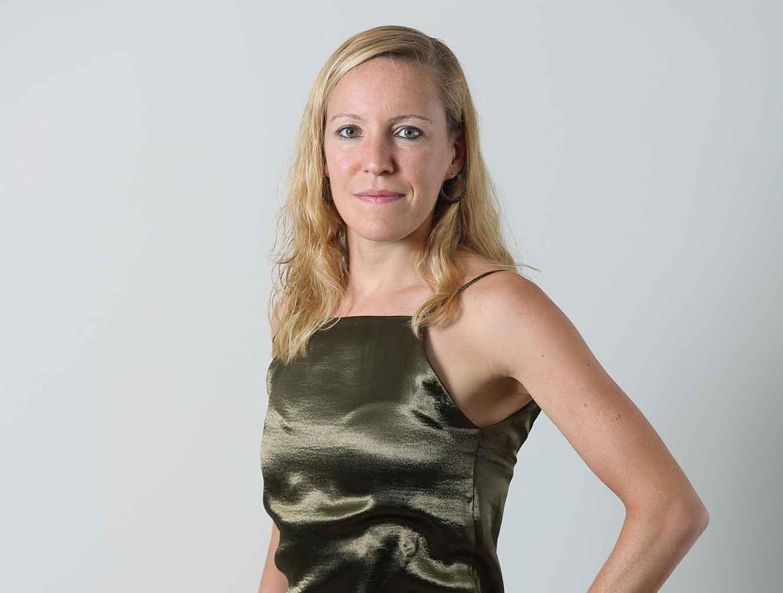 Cristina Prat, arquitecta