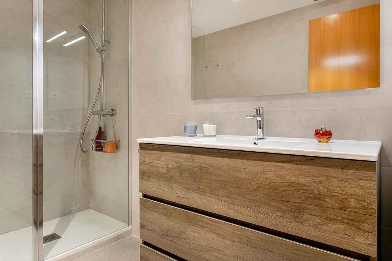 Reforma baño integral en Esplugas