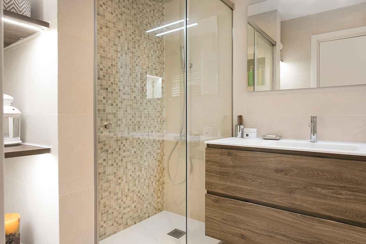 Reforma de baño integral en Sant Cugat