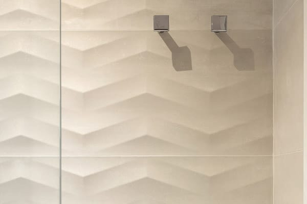 pared con relieve