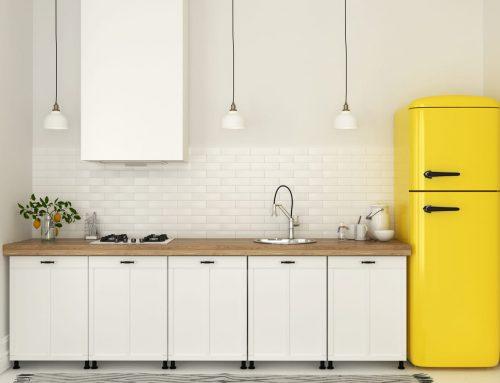 Pintar els mobles de la cuina: la forma més senzilla de renovar-la