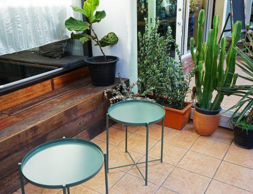 Idees de decoració per a terrasses petites