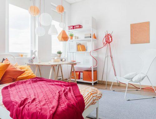 Com és la decoració d'una habitació juvenil en 2020?