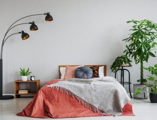 Llums de dormitori per a donar calidesa a la teva llar