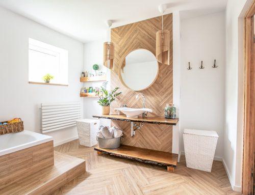 Parets decorades amb fusta: crea una llar amb estil rústic
