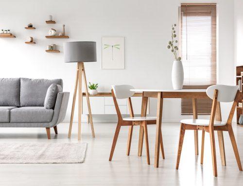 Decora el teu saló amb estil minimalista