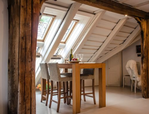 Inspiració per a la decoració d'una casa rústica