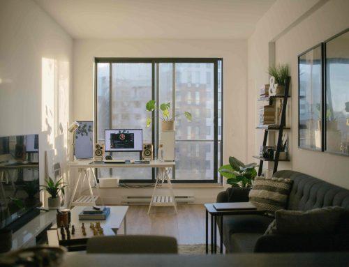 5 consells per a crear el teu racó de treball en el saló