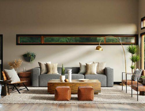 10 idees de decoració per a salons moderns en 2021